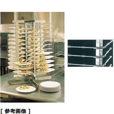 TKG (Total Kitchen Goods) SA18-8回転式ディッシュ・スタック HDI47