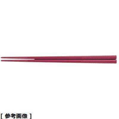 関東プラスチック PETすべり止め付彫刻入箸(100膳入)(PT-180 ローズ) RHS96012