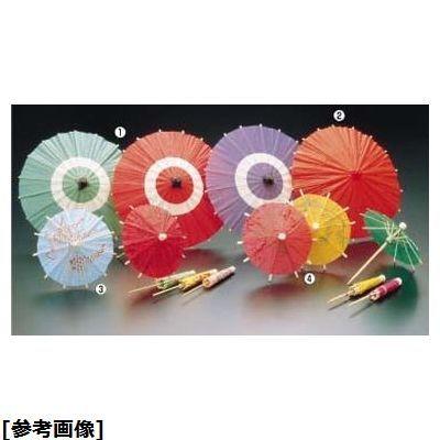 ヤマコー 蛇ノ目傘B(100入)中紫 QZY01003