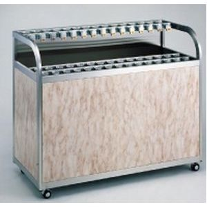 TKG (Total Kitchen Goods) SAアンブレラスタンド鍵付UBR-40 ZAV26040