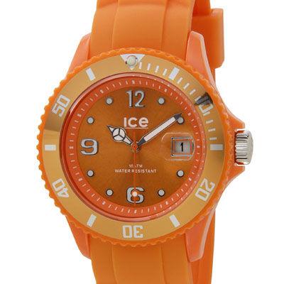 ICE WATCH SI.OE.U.S.09 000138 アイスフォーエバー オレンジ ユニセックス 腕時計 ICE000138:家電のタンタンショップ プラス