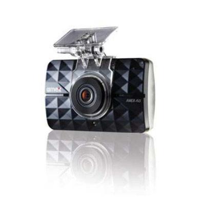 青木製作所 ドライブレコーダー(1ch) フォーマットフリー・2カメラ対応 AMEX-A05