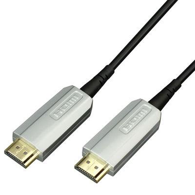 ラトックシステム HDMI光ファイバーケーブル 4K60Hz対応 (20m) RCL-HDAOC4K60-020