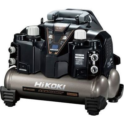 HIKOKI(日立工機) 高圧エアコンプレッサ EC1245H3(N)