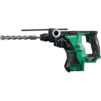HiKOKI(日立工機) 【36V】【MULTI VOLT(マルチボルトシリーズ)】コードレスロータリハンマドリル(※本体のみ)(マルチボルト蓄電池・急速充電器・ケースは別売です) DH36DPA(NN)