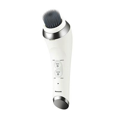 パナソニック 洗顔もプレシェービングも濃密泡ではじめるメンズスキンケア濃密泡ブラシ (白) (ESMC31W) ES-MC31-W