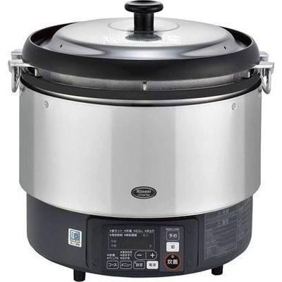 リンナイ 6.0L タイマー付業務用ガス炊飯器 涼厨対応 プロパンガス用 RR-S300G-LPG【納期目安:1週間】