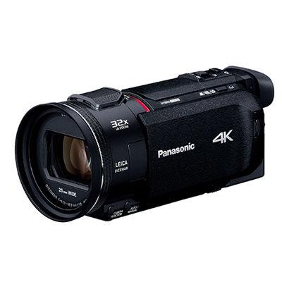 パナソニック デジタル4Kビデオカメラ 総画素数約857万画素 HC-WZXF1M-K【納期目安:追って連絡】