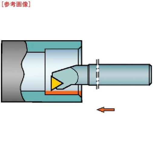トラスコ中山 サンドビック T-Max P ネガチップ用ボーリングバイト A20SPTFNR11