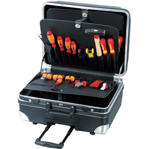 人気が高い プラス 57708019:家電のタンタンショップ トラスコ中山 H/B ツールケース ROBUST 外寸間口×奥行×高さ510×290×435-DIY・工具