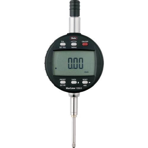 いいスタイル トラスコ中山 マール デジタルインジケータ1086R(4337131) 1086R0125:家電のタンタンショップ プラス-DIY・工具