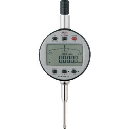 憧れ プラス マール デジタルインジケータ1087R(4337661) トラスコ中山 1087R00525:家電のタンタンショップ-DIY・工具