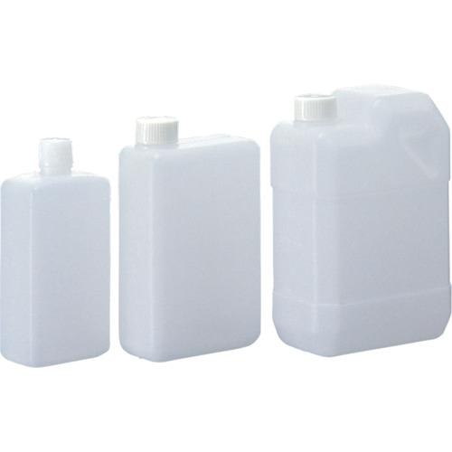 トラスコ中山 サンプラ 角瓶B型 1L (100個入) 2131
