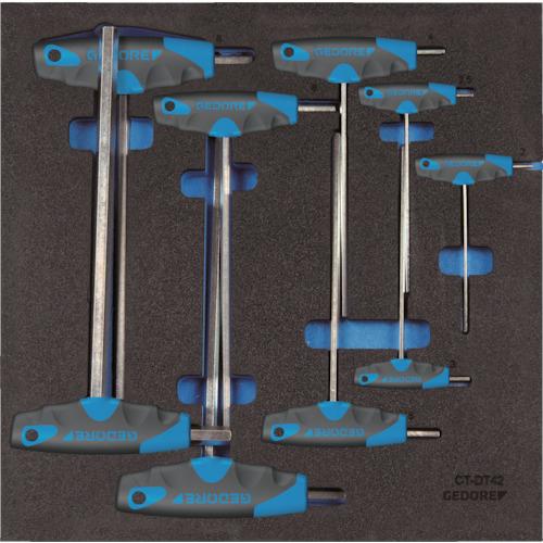 トラスコ中山 GEDORE T型六角棒レンチセット 1500CT2‐DT2142 2309009