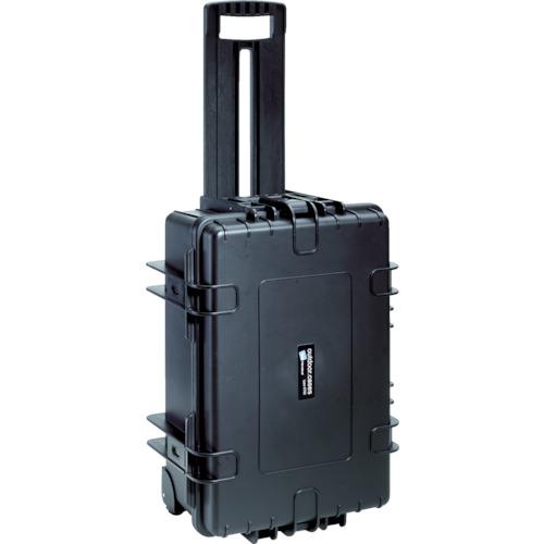 トラスコ中山 B&W プロテクタケース 6700 黒 フォーム 6700BSI