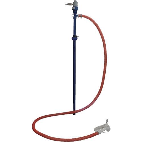 トラスコ中山 アクアシステム アドブルー・尿素水用 エア式IBC専用ポンプ AD2AIR