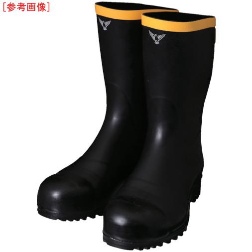 トラスコ中山 SHIBATA 安全静電長靴 AE01125.0
