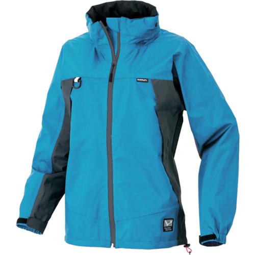 トラスコ中山 アイトス ディアプレックス レディースジャケット ブルー 7号(S) AZ5631200607S