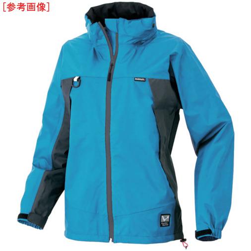 トラスコ中山 アイトス ディアプレックス レディースジャケット ブルー 9号(M) AZ5631200609M