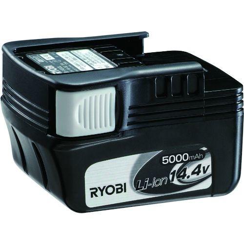 トラスコ中山 リョービ リチウムイオン電池パック 14.4V 5000mAh B1450L