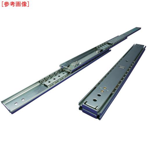 トラスコ中山 アキュライド ダブルスライドレール660.4mm C30526A