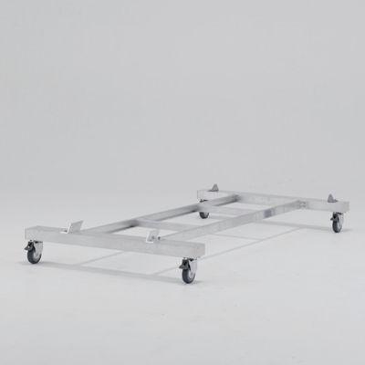 トラスコ中山 アルインコ 作業台CSD-F用4輪キャスター付きベース CSDB20