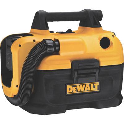 トラスコ中山 デウォルト 18V充電式乾湿両用集塵機 電池1個付 DCV580M1JP