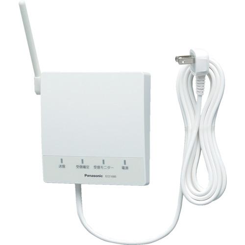 トラスコ中山 Panasonic 小電力型ワイヤレス中継器 ECE1680