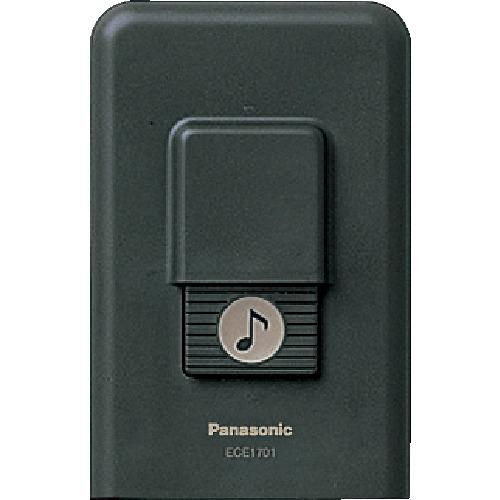 トラスコ中山 Panasonic 小電力型ワイヤレス チャイム発信器 ECE1701P