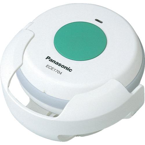 トラスコ中山 Panasonic 小電力型ワイヤレス 浴室発信器 ECE1704P