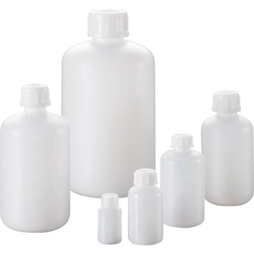 トラスコ中山 サンプラ PE細口瓶 1L (50本入) 4560277214310