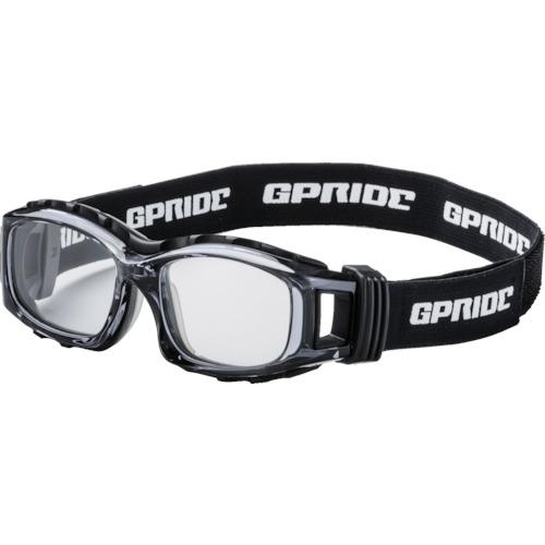 トラスコ中山 EYE-GLOVE 二眼型セーフティゴーグル グレー (度なしレンズ) GP94MGR