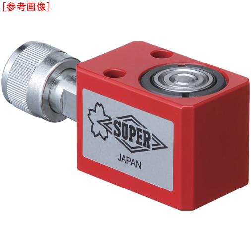 トラスコ中山 スーパー 油圧シリンダ(単動式) HC5S15N