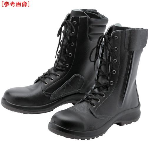 トラスコ中山 ミドリ安全 女性用長編上安全靴 LPM230Fオールハトメ 23.0cm LPM230F23.0