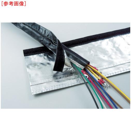 トラスコ中山 ZTJ 電磁波シールド チューブ・マジックタイプ φ25 MTFARK25