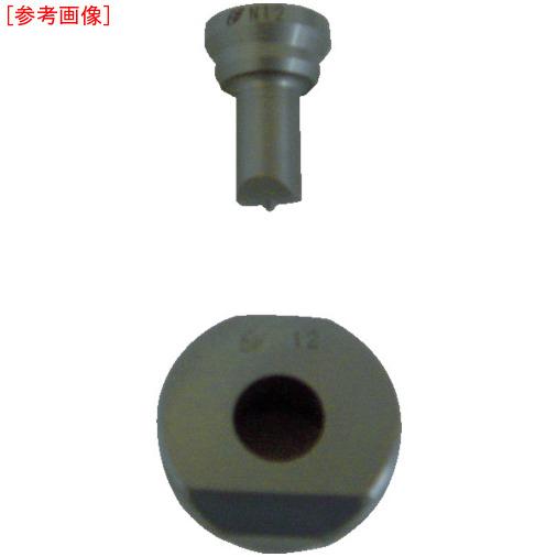 トラスコ中山 亀倉 ポートパンチャー用標準替刃 N10
