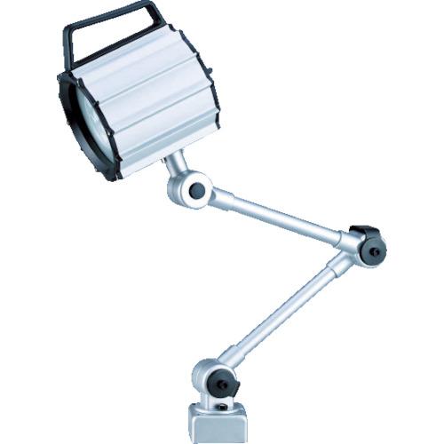 トラスコ中山 日機 防水型LEDスポットライト 9W AC100~120V NLSM15CPAC4000K