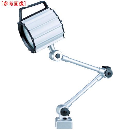 トラスコ中山 日機 防水型LEDスポットライト 12W AC100~120V NLSM20CPAC2MP