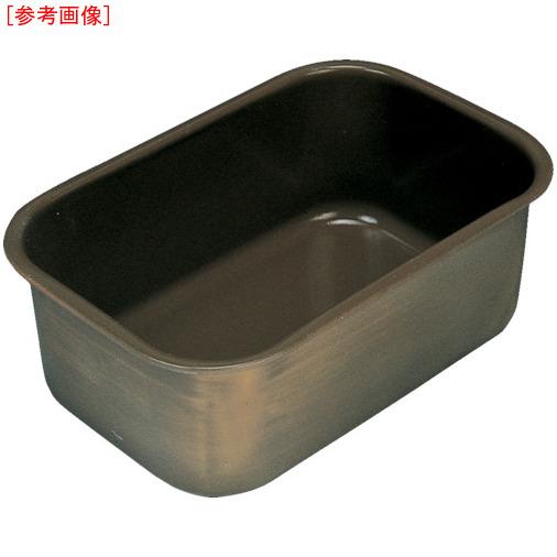 トラスコ中山 フロンケミカル フッ素樹脂コーティング深型バット 深3 膜厚約50μ NR0377004