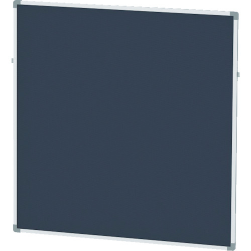 トラスコ中山 WRITEBEST パーテーション 120×120 青 PP44V02