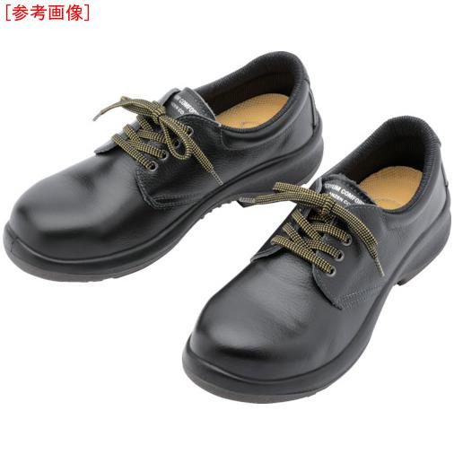 トラスコ中山 ミドリ安全 静電安全靴 プレミアムコンフォート PRM210静電 25.5cm PRM210S25.5