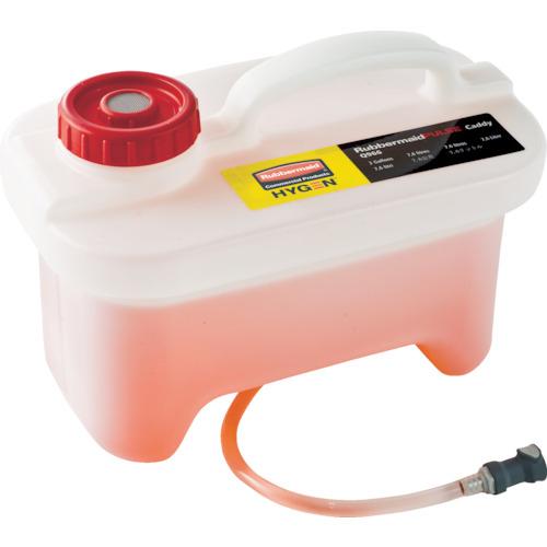 トラスコ中山 ラバーメイド クイックコネクト スプレー式 洗剤用キャディー RMQ966