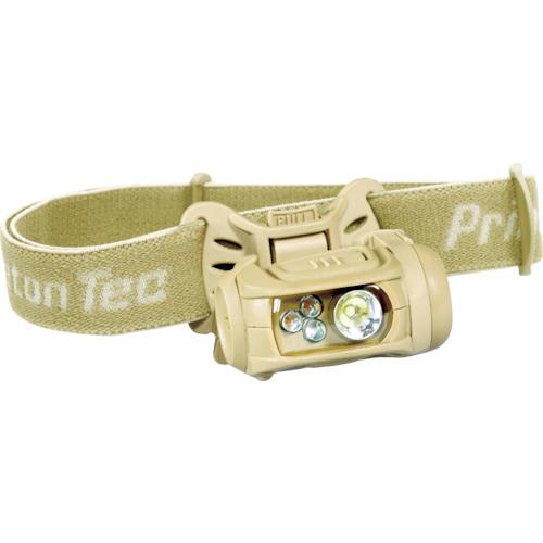 トラスコ中山 PRINCETON LEDヘッドライトREMIXPRO MPLS RBI TAN RMX150PRONODRBITN