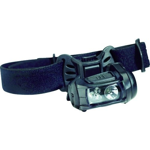 トラスコ中山 PRINCETON LEDヘッドライト REMIXPRO MPLS RGI BK RMX150PRONODRGIBK