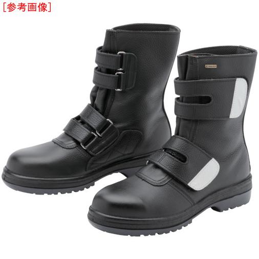 トラスコ中山 ミドリ安全 ゴアテックスRファブリクス使用 安全靴RT935防水反射 24.5cm RT935BH24.5