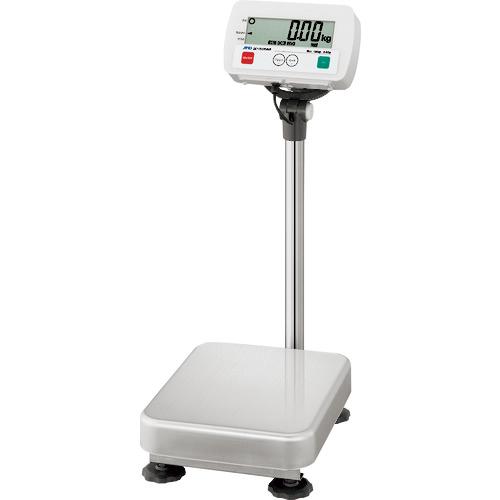 トラスコ中山 A&D 防水型デジタル台はかり 150kg/20g SC150KAM