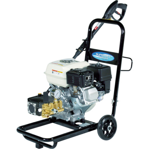 トラスコ中山 スーパー工業 エンジン式高圧洗浄機SEC-1013-2N SEC10132N
