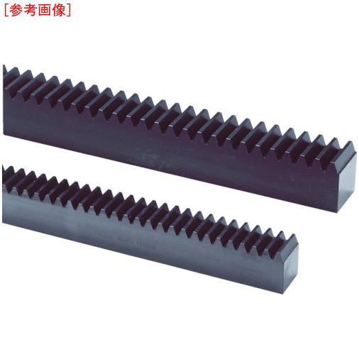 トラスコ中山 KHK 両端面加工ラックSRF2.5-2000 SRF2.52000