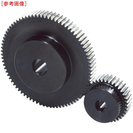 トラスコ中山 KHK 歯研平歯車SSG2.5-80 SSG2.580