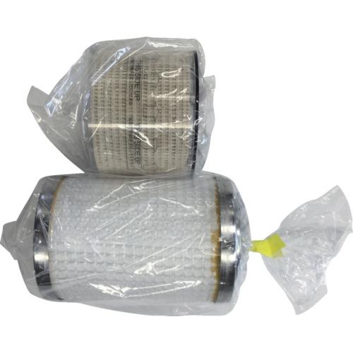 トラスコ中山 前田シェル 抗菌・除菌マルチ・ドライフィルター用第2エレメント・オイルミストセッ T105FSAB